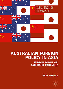 Patience, Allan - Australian Foreign Policy in Asia, ebook