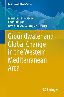 Calvache, Maria Luisa - Groundwater and Global Change in the Western Mediterranean Area, e-kirja