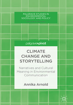 Arnold, Annika - Climate Change and Storytelling, e-kirja
