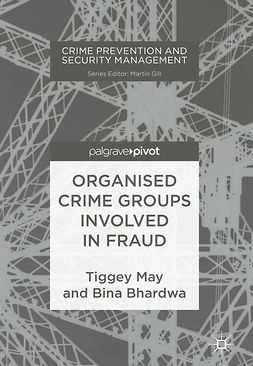 Bhardwa, Bina - Organised Crime Groups involved in Fraud, ebook