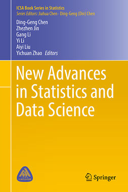 Chen, Ding-Geng - New Advances in Statistics and Data Science, e-kirja