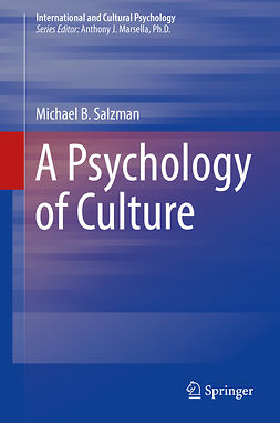 Salzman, Michael B. - A Psychology of Culture, ebook