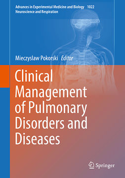 Pokorski, Mieczyslaw - Clinical Management of Pulmonary Disorders and Diseases, e-kirja