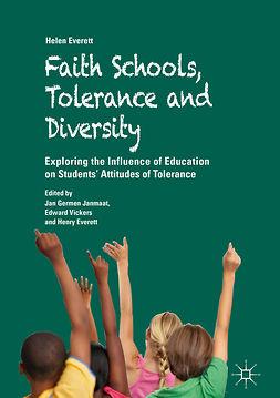 Everett, Henry - Faith Schools, Tolerance and Diversity, ebook