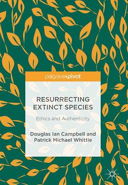 Campbell, Douglas Ian - Resurrecting Extinct Species, ebook