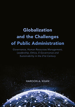 Khan, Haroon A. - Globalization and the Challenges of Public Administration, e-bok