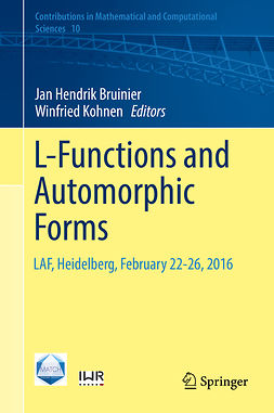 Bruinier, Jan Hendrik - L-Functions and Automorphic Forms, ebook