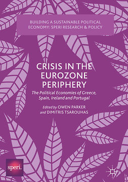 Parker, Owen - Crisis in the Eurozone Periphery, e-kirja