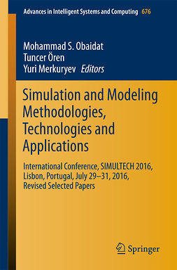Merkuryev, Yuri - Simulation and Modeling Methodologies, Technologies and Applications, e-bok