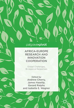 Cherry, Andrew - Africa-Europe Research and Innovation Cooperation, e-kirja
