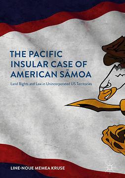Kruse, Line-Noue Memea - The Pacific Insular Case of American Sāmoa, ebook