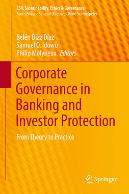 Díaz, Belén Díaz - Corporate Governance in Banking and Investor Protection, e-bok