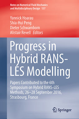 Hoarau, Yannick - Progress in Hybrid RANS-LES Modelling, ebook