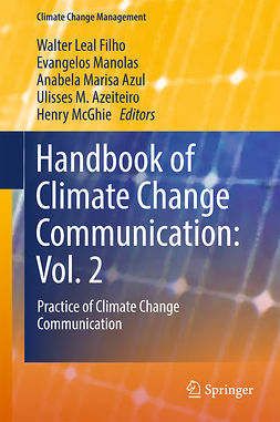 Azeiteiro, Ulisses M. - Handbook of Climate Change Communication: Vol. 2, e-kirja