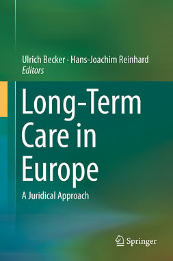 Becker, Ulrich - Long-Term Care in Europe, e-bok