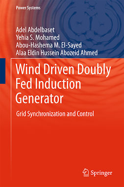 Abdelbaset, Adel - Wind Driven Doubly Fed Induction Generator, e-bok
