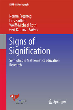 Kadunz, Gert - Signs of Signification, ebook