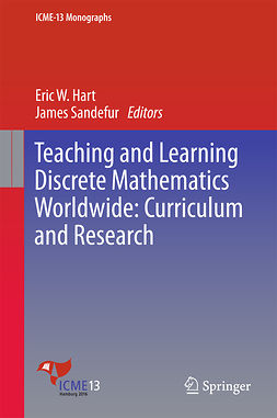 Hart, Eric W. - Teaching and Learning Discrete Mathematics Worldwide: Curriculum and Research, e-bok