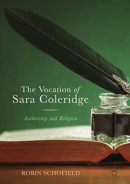 Schofield, Robin - The Vocation of Sara Coleridge, ebook