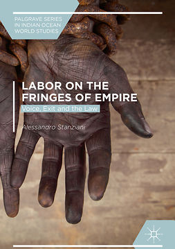 Stanziani, Alessandro - Labor on the Fringes of Empire, e-bok