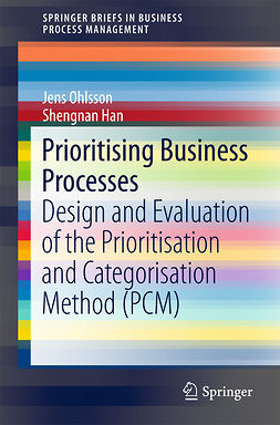 Han, Shengnan - Prioritising Business Processes, ebook