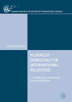 Holthaus, Leonie - Pluralist Democracy in International Relations, ebook
