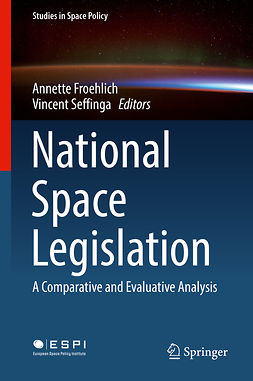 Froehlich, Annette - National Space Legislation, e-bok