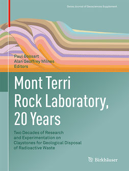 Bossart, Paul - Mont Terri Rock Laboratory, 20 Years, ebook