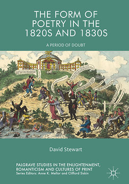 Stewart, David - The Form of Poetry in the 1820s and 1830s, ebook