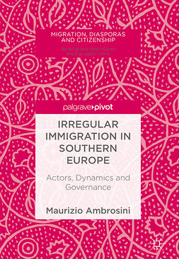 Ambrosini, Maurizio - Irregular Immigration in Southern Europe, e-bok