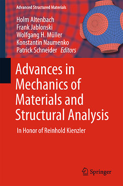 Altenbach, Holm - Advances in Mechanics of Materials and Structural Analysis, ebook
