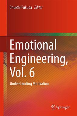 Fukuda, Shuichi - Emotional Engineering, Vol. 6, ebook