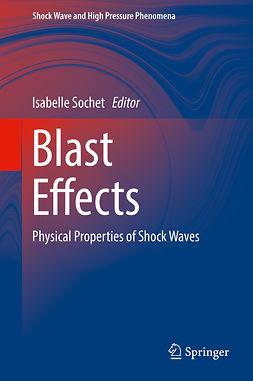 Sochet, Isabelle - Blast Effects, ebook
