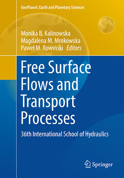 Kalinowska, Monika B. - Free Surface Flows and Transport Processes, ebook
