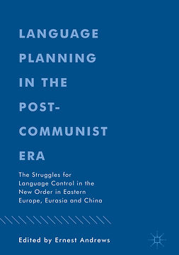 Andrews, Ernest - Language Planning in the Post-Communist Era, ebook