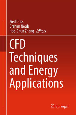 Driss, Zied - CFD Techniques and Energy Applications, ebook