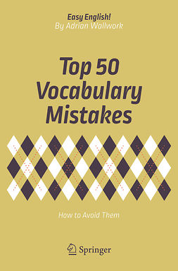 Wallwork, Adrian - Top 50 Vocabulary Mistakes, ebook