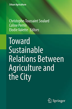 Perrin, Coline - Toward Sustainable Relations Between Agriculture and the City, e-kirja