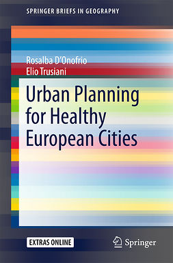 D'Onofrio, Rosalba - Urban Planning for Healthy European Cities, ebook