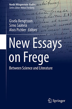 Bengtsson, Gisela - New Essays on Frege, ebook