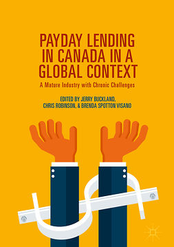 Buckland, Jerry - Payday Lending in Canada in a Global Context, ebook