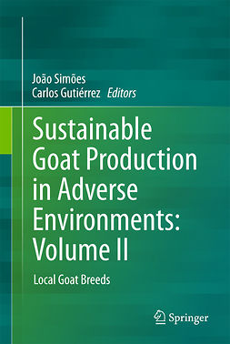 Gutiérrez, Carlos - Sustainable Goat Production in Adverse Environments: Volume II, ebook