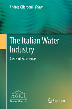 Gilardoni, Andrea - The Italian Water Industry, ebook