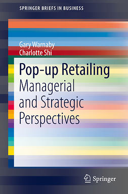 Shi, Charlotte - Pop-up Retailing, ebook