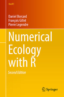 Borcard, Daniel - Numerical Ecology with R, ebook