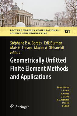 Bordas, Stéphane P. A. - Geometrically Unfitted Finite Element Methods and Applications, ebook