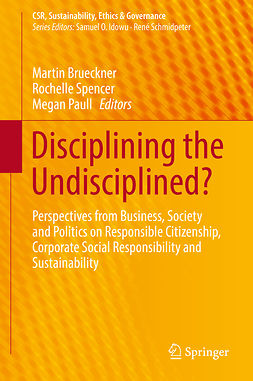 Brueckner, Martin - Disciplining the Undisciplined?, ebook