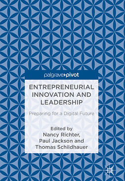 Jackson, Paul - Entrepreneurial Innovation and Leadership, e-bok