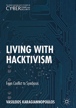 Karagiannopoulos, Vasileios - Living With Hacktivism, ebook