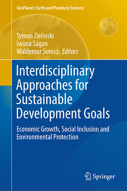 Sagan, Iwona - Interdisciplinary Approaches for Sustainable Development Goals, ebook